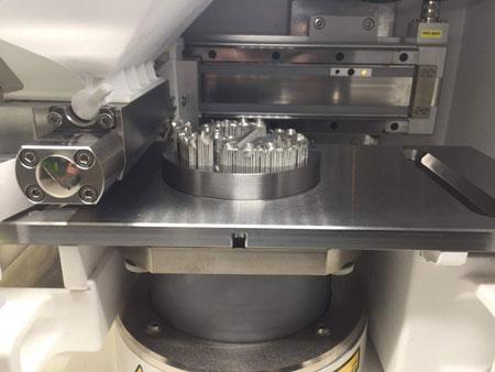 پرینتر سه بعدی ساخت دندان مصنوعی در دبی