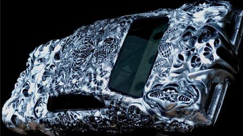 چاپ سه بعدی شاسی فلزی فورد تورینو پرینتر سه بعدی اخبار فناوری