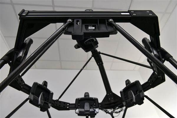 قطعات اسکنر سه بعدی 360 درجه