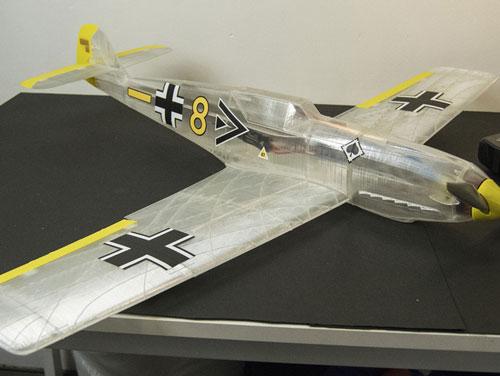 دانلود رایگان فایل مدل سه بعدی هواپیما پرینتر سه بعدی