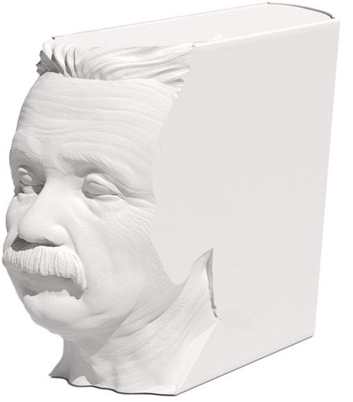 پرینتر سه بعدی کتاب انیشتین را چاپ می کند اخبار فناوری پرینت سه بعدی چاپ سه بعدی