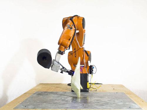 بازوی رباتیک پرینتر سه بعدی الیاف کامپوزیت3 اخبار فناوری