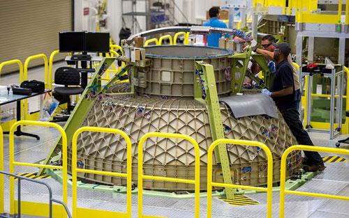 پرینت سه بعدی قطعات فضاپیمای بویینگ