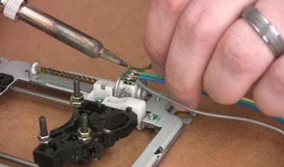 تبدیل سی دی رام به پرینتر سه بعدی 8