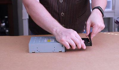 پرینتر سه بعدی سی دی رام 5ژ