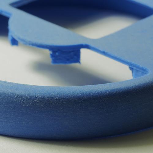 قطعات پرینتر سه بعدی صیقلکای پولیش کاغذ سمباده 240