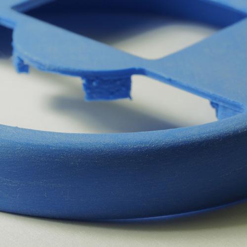 قطعات پرینتر سه بعدی صیقلکای پولیش کاغذ سمباده 400