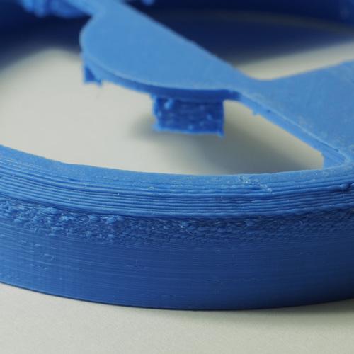 4 صیقلکاری پولیش پرداخت سمباده قطعات پرینت سه بعدی شده