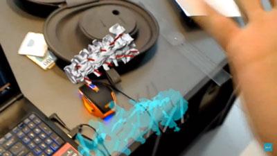 پرینتر سه بعدی جراحی پزشکی اسکنر سه بعدی واقعیت مجازی اخبار فناوری