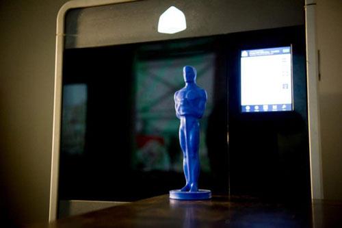 جایزه اسکار تندیس اصغر فرهادی پرینت سه بعدی اخبار فناوری
