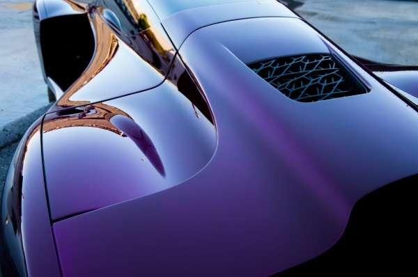 ساخت خودرو با پرینت سه بعدی