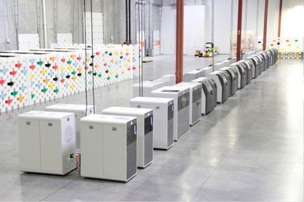 بزرگترین آزمایشگاه پرینتر تمام رنگی سه بعدی جهان افتتاح شد.