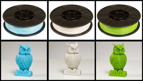 خرید و راهنمای آموزش فیلامنت PLA پرینتر سه بعدی