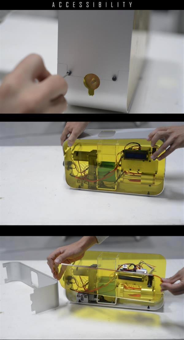 سازندگان ایتالیایی دستگاه تولید فیلامنت برای پرینتر سه بعدی را تولید کردند