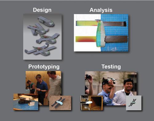 جزییات پهبادهای پرینت سه بعدی ارتش آمریکا پرینتر سه بعدی اخبار فناوری
