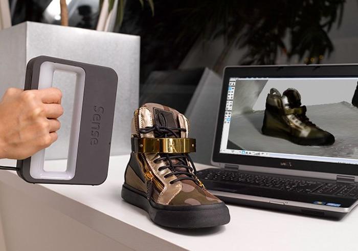 معرفی اسکنر سه بعدی سنس و راهنمای خرید