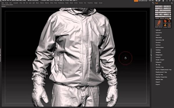 artec 3d scan