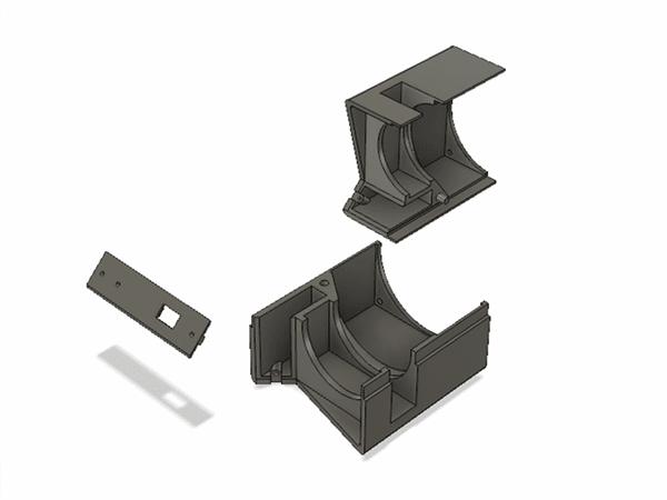 آموزش ساخت و اسمبل تصفیه کننده هوا با پرینتر سه بعدی