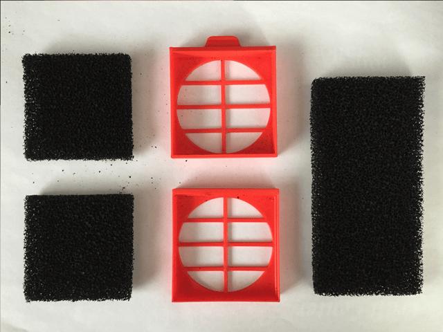 آموزش ساخت و اسمبل تصفیه کننده هوا با پرینتر سه بعدی6
