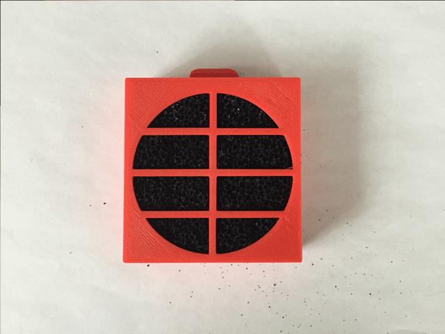 آموزش ساخت و اسمبل تصفیه کننده هوا با پرینتر سه بعدی7
