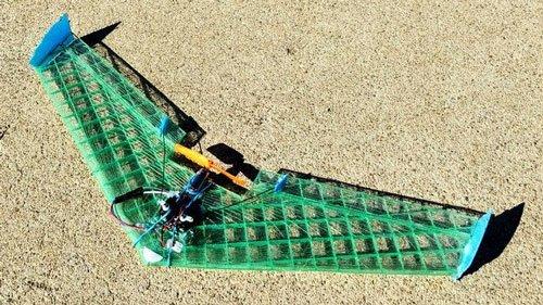 پروژه آخر هفته: پرینت سه بعدی هواپیمای کنترلی V911