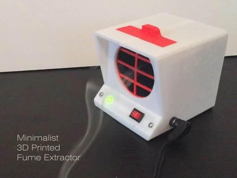 پروژه آخر هفته: پرینت سه بعدی تصفیه کننده هوا