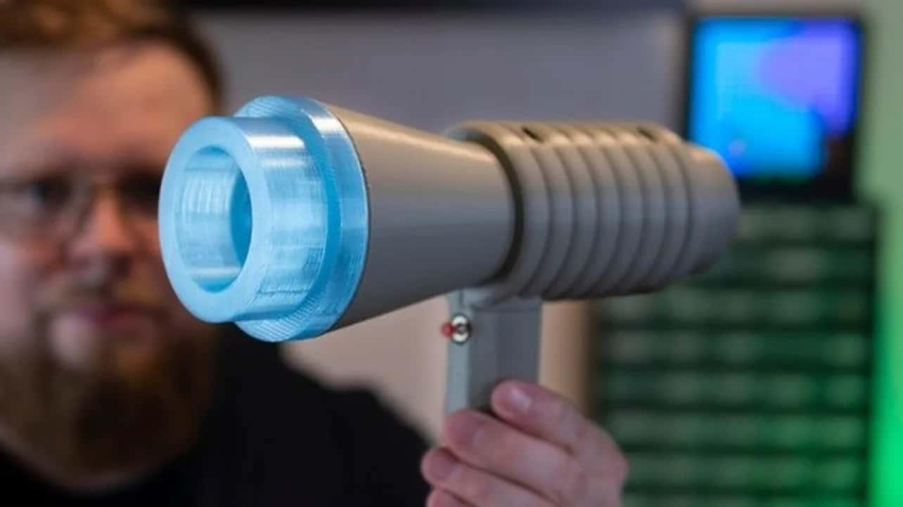 پروژه آخر هفته: پرینت سه بعدی تفنگ اسباب بازی
