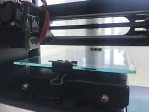 print bed