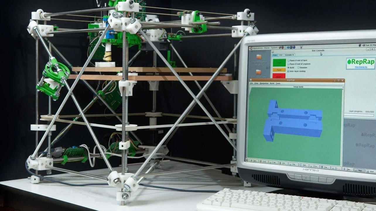 داستان پروژه RepRap: پلتفرمی که تاریخ چاپگرهای سه بعدی را تغییر داد