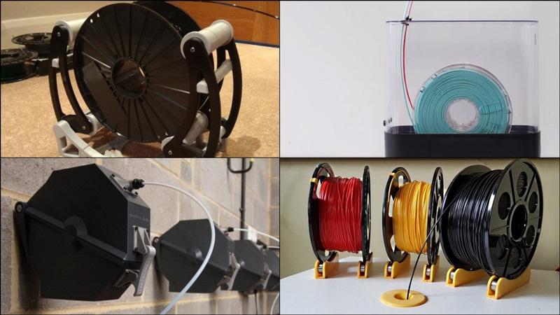 هولدر پرینتر سه بعدی: پنج مدل از بهترینها