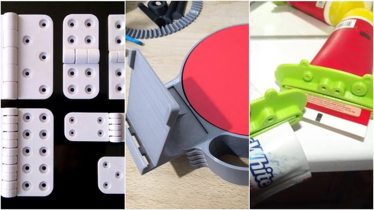 ده مدل سه بعدی رایگان گجت برای پرینت سه بعدی