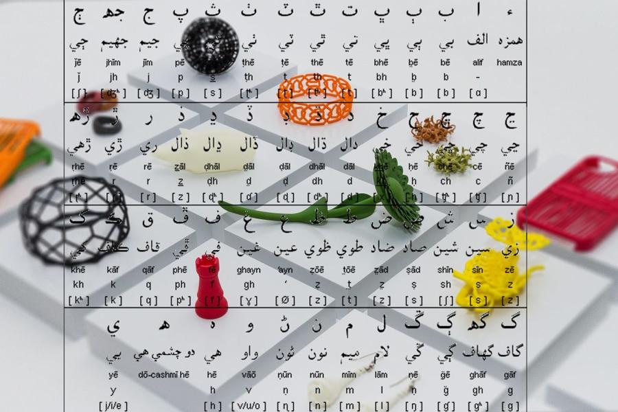 دیکشنری لغات و اصطلاحات تخصصی پرینتر سه بعدی