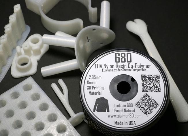 راهنمای کامل پرینت سه بعدی با فیلامنت نایلون-Nylon