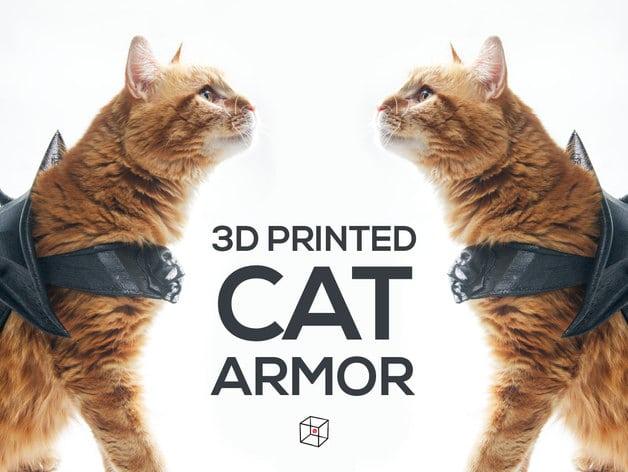 ساخت قطعه تزیینی برای گربه