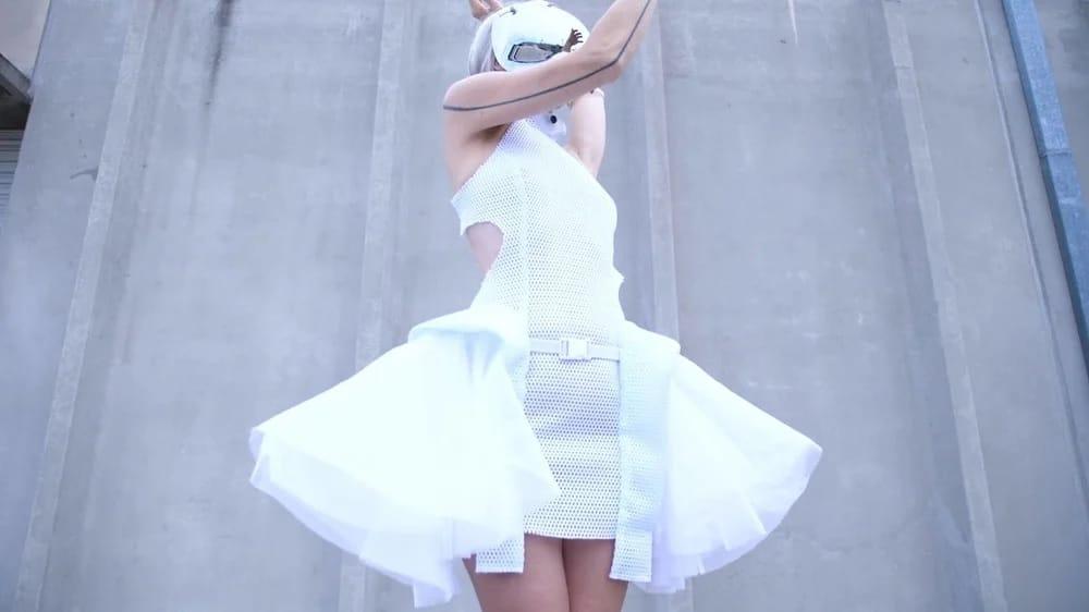 AI dress