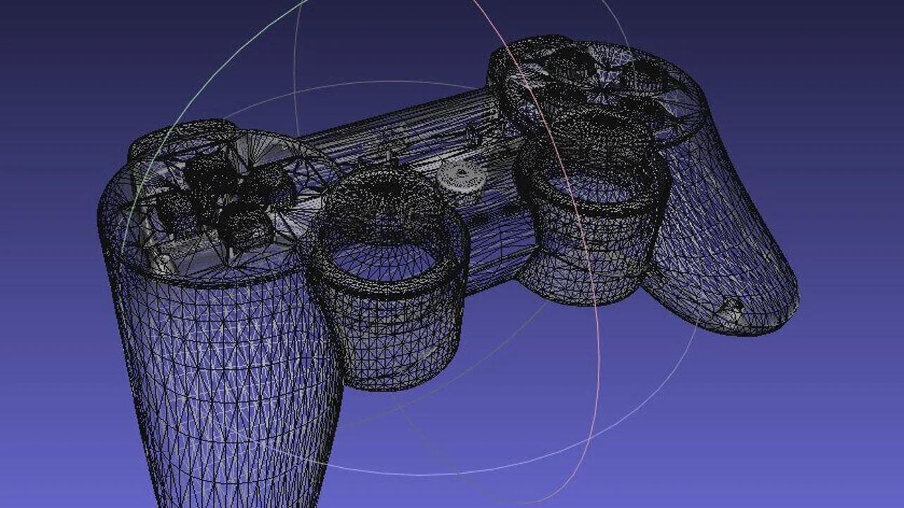 راهنمای جامع فرمت STL پرینتر سه بعدی
