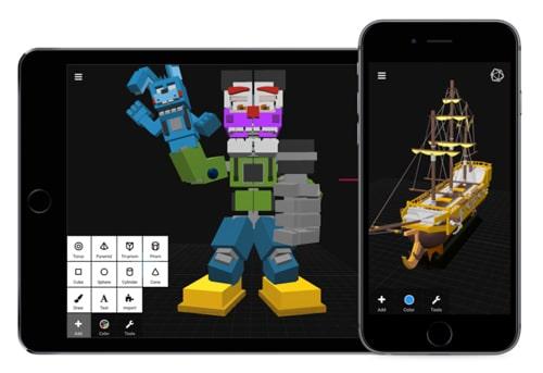 3dprinter app