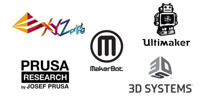 3d printer brand