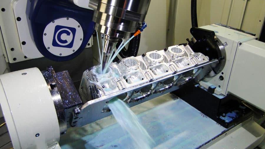 دستگاه CNC پنج محور؛ تمام آنچه باید بدانید