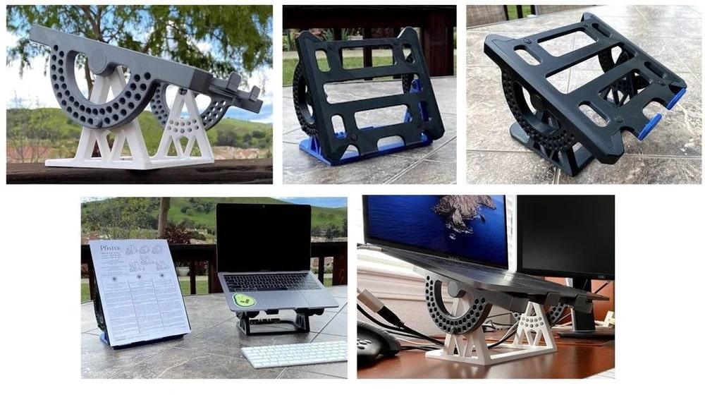 پایه نگهدارنده لپ تاپ