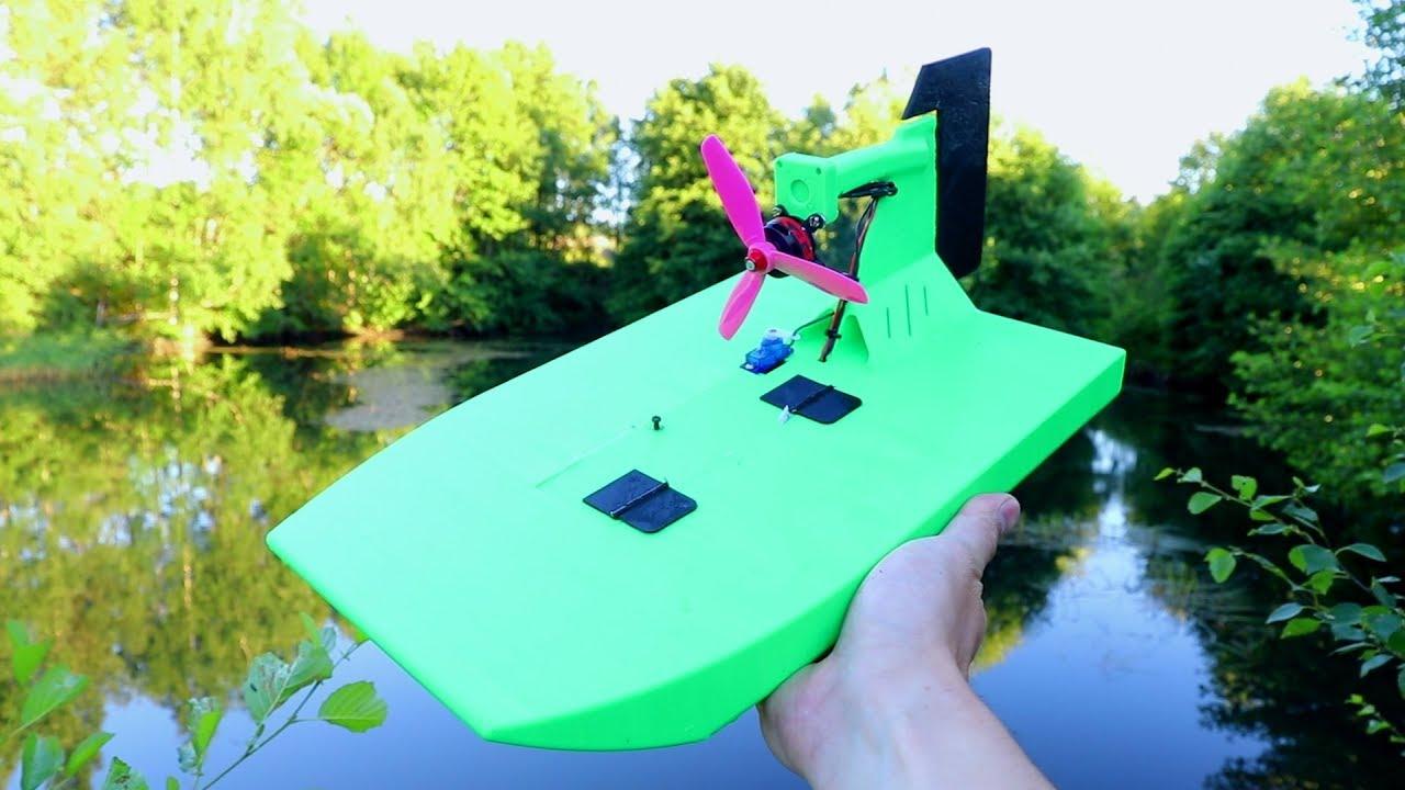چاپ سه بعدی هاورکرافت