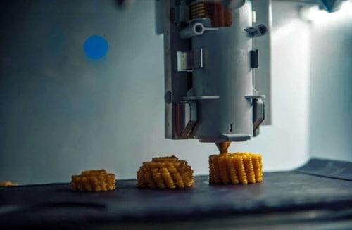 3d printing foods