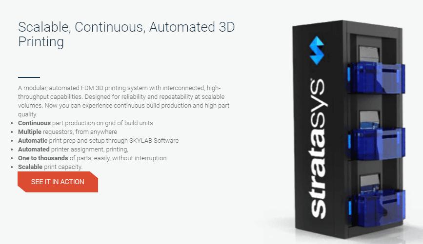 پرینتر سه بعدی تولید انبوه-2