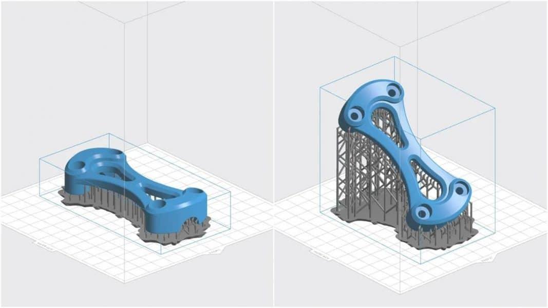 resin 3d print