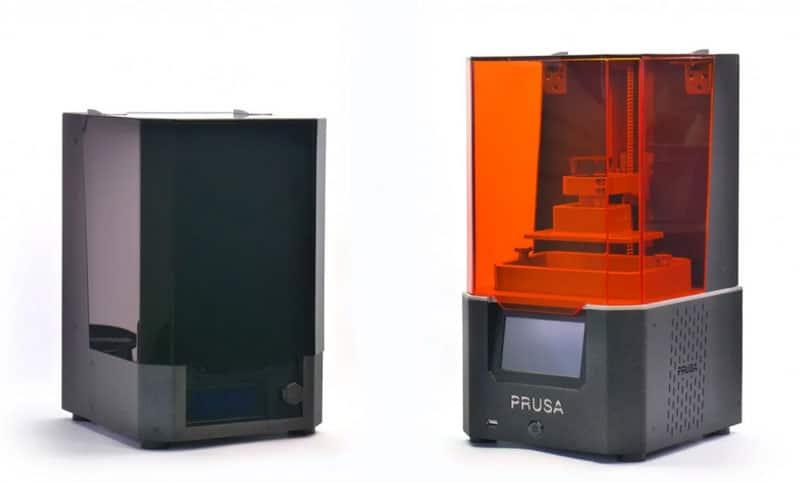 معرفی پرینتر سه بعدی رزینی پروسا Prusa SLA