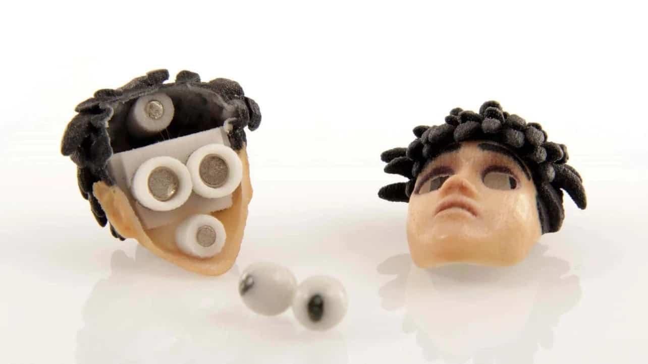 کاربرد پرینتر سه بعدی در انیمیشن استاپ موشن: بهترین روش برای ساختن چهره