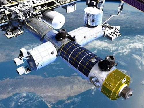 انتقال فناوری پرینت سه بعدی به اولین ایستگاه فضایی خصوصی