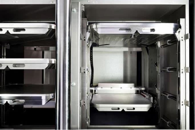 پرینتر سه بعدی فلز با قابلیت تولید