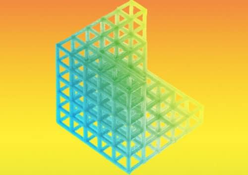 ثبت اختراع پرینتر سه بعدی رنگی بر اساس ساختار پودری