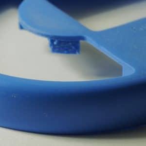 صیقلکاری (پرداخت) قطعه پرینت سه بعدی شده با روشی آسان